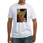 Madonna/Brittany Fitted T-Shirt