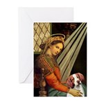 Madonna/Brittany Greeting Cards (Pk of 10)