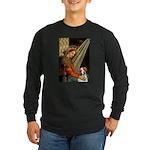 Madonna/Brittany Long Sleeve Dark T-Shirt