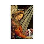 Madonna/Brittany Rectangle Magnet
