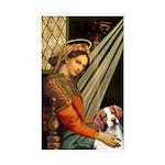 Madonna/Brittany Sticker (Rectangle)