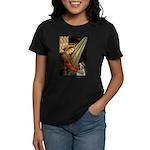 Madonna/Brittany Women's Dark T-Shirt