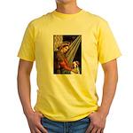 Madonna/Brittany Yellow T-Shirt