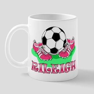 Rileigh Soccer Mug