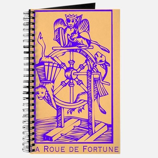 Fortune Wheel, Tarot Journal