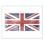 BRITISH UNION JACK (Old) Small Poster