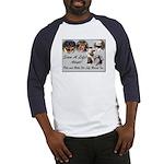 Save A Life Baseball Jersey