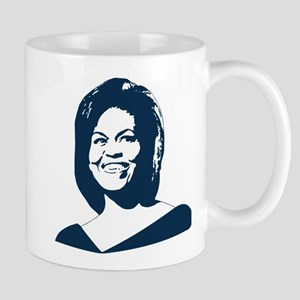 Michelle Obama (face) Mug