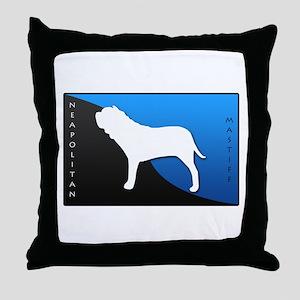 Neapolitan Mastiff Throw Pillow