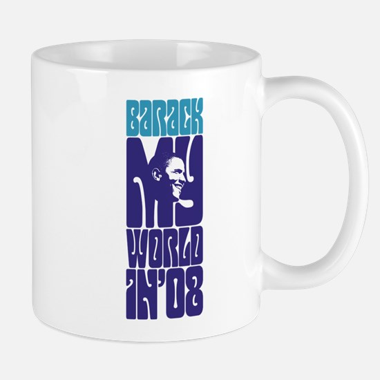 Barack My World Mug