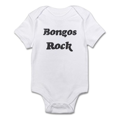 Bongoss rock Infant Bodysuit