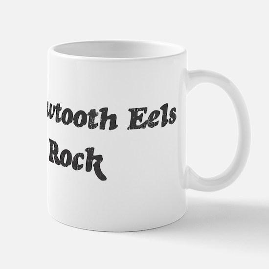 Arrowtooth Eelss rock Mug
