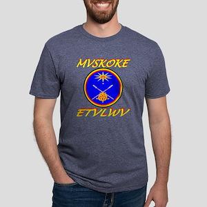 MVSKOKE ETVLWV Women's Dark T-Shirt