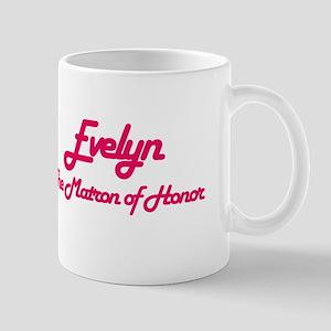 Evelyn - Matron of Honor Mug