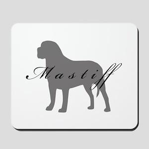Mastiff Mousepad