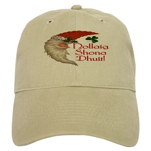 23cda2b2296 Black Irish Caps Hats - CafePress