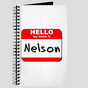 Hello my name is Nelson Journal