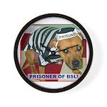 Prisoner Of BSL Wall Clock