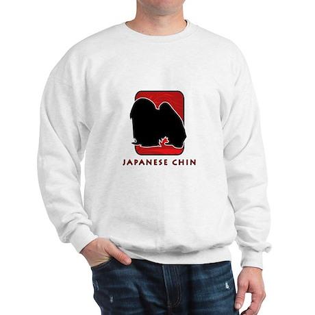 Japanese Chin Sweatshirt