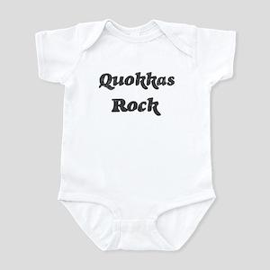 Quokkass rock Infant Bodysuit