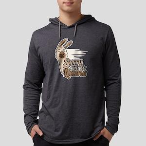 Llama Animal Alpaca Sorry I&#3 Long Sleeve T-Shirt