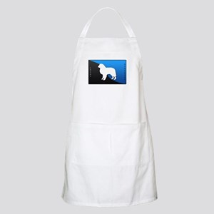 Great Pyrenees BBQ Apron