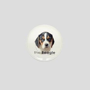 the BEAGLE Mini Button