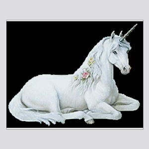 Unicorn Small Poster