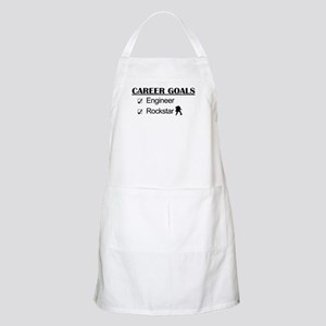 Engineer Career Goals - Rockstar BBQ Apron