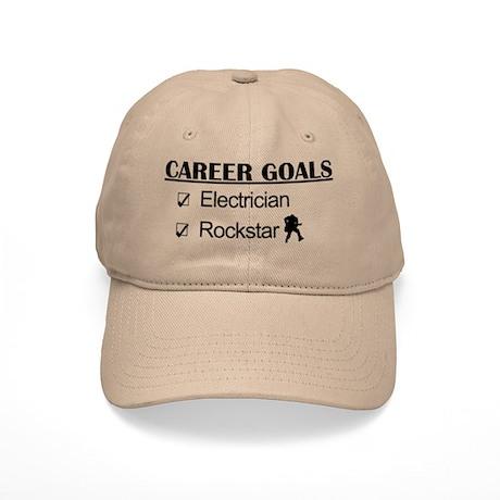 Electrician Career Goals - Rockstar Cap