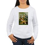 Spirit'76/Wheaten T Women's Long Sleeve T-Shirt