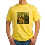 Spirit'76/Wheaten T Yellow T-Shirt