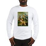 Spirit'76/Wheaten T Long Sleeve T-Shirt