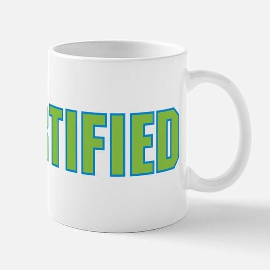 A+ Certified Mug