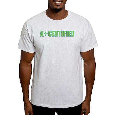 A+ Certified Light T-Shirt
