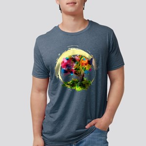 Watercolor Tree of Life T-Shirt