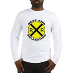 RR = Rest and Relaxation Long Sleeve T-Shirt