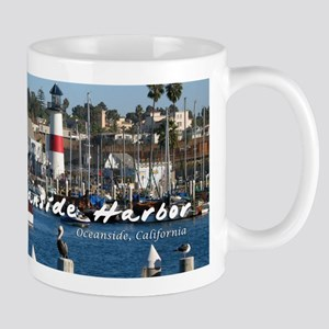 Oceanside Harbor Mug