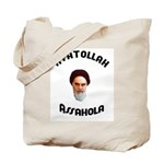 Ayatollah Assahola Tote Bag