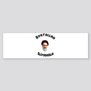 Ayatollah Assahola Bumper Sticker