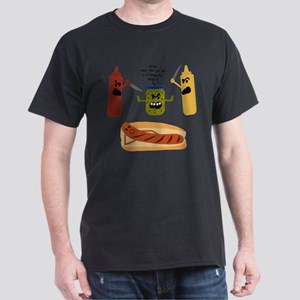Food fight - Light Tee T-Shirt