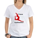 Gymnastics T-Shirt - Love