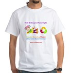 The C-R Theory Hiding in Plain Sight T-Shirt