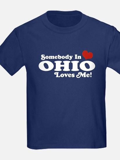 Somebody in Ohio Loves Me T