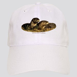 Two Otters Cap