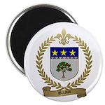 BREAUX Family Crest Magnet