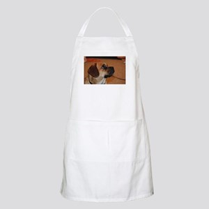 Dog-puggle BBQ Apron
