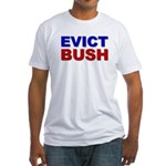 Evict Bush Fitted T-Shirt
