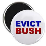 """Evict Bush 2.25"""" Magnet (100 pack)"""
