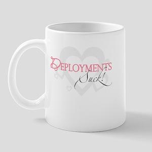 Dear Deployment Mug